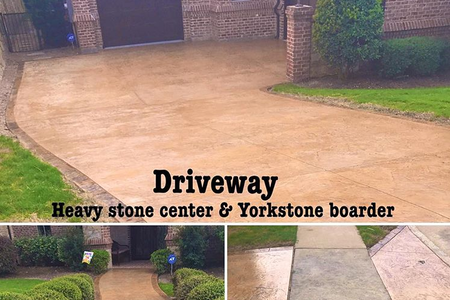 3 Reasons a Concrete Driveway is the Best Choice