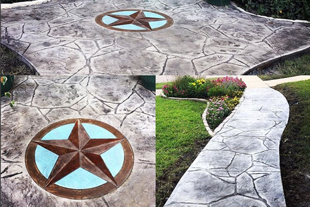 Benefits of Stamped Concrete